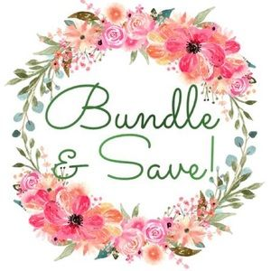 The more you bundle the more you save!!!